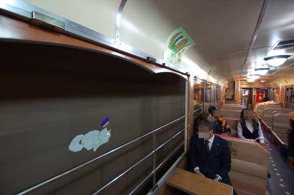 過去に会津鉄道で実施したトンネルシアター