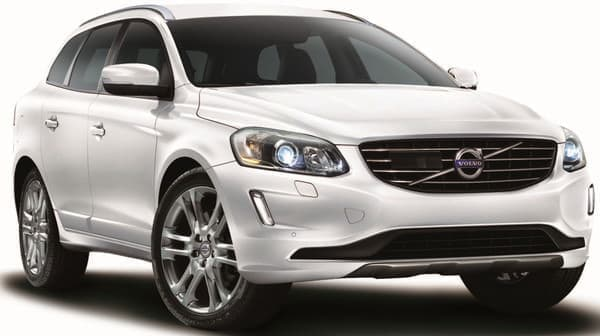 XC60 T5 Luxury Edition