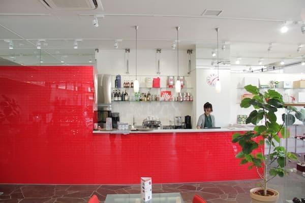 新たなフィアット カフェ、最初のお店は東京・渋谷の松濤エリアに