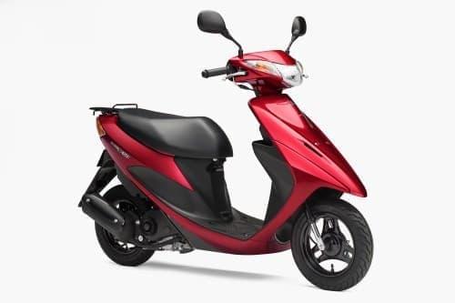 通勤・通学向けのスクーター新型「アドレス V50」