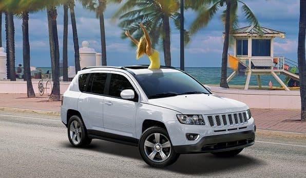 「Jeep Compass」の特別仕様車「コンパス ノース」
