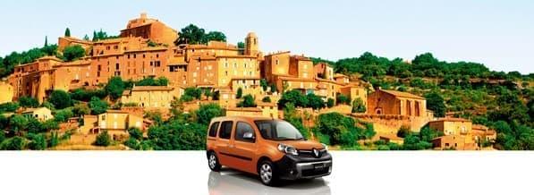 南仏プロヴァンスは、オレンジ色の家並で有名な地域