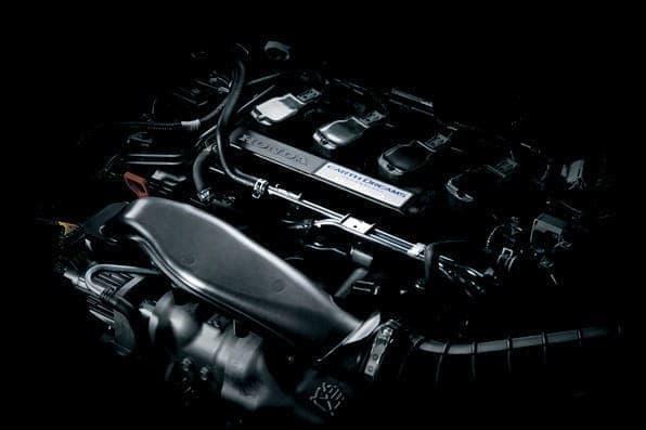 直噴1.5L VTEC TURBO エンジン