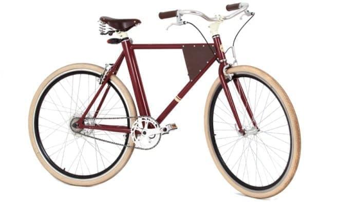 バッテリーはどこ? ― 電動アシスト自転車「Vela」