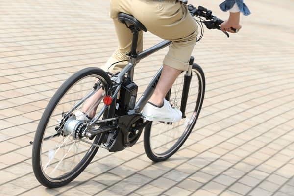 自転車通勤にも利用可能?