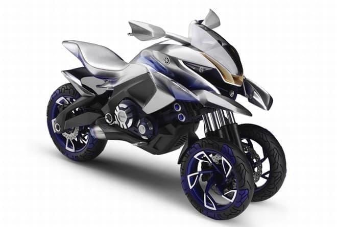マルチホイールバイク「01GEN」
