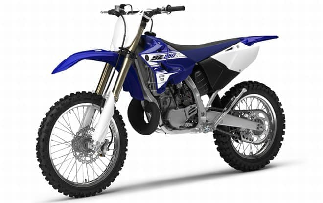 「YZ250X」のコンセプトは「Real cross-country machine」