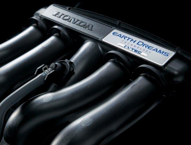 「LX」に搭載された1.5L 直噴 DOHC i-VTEC エンジン