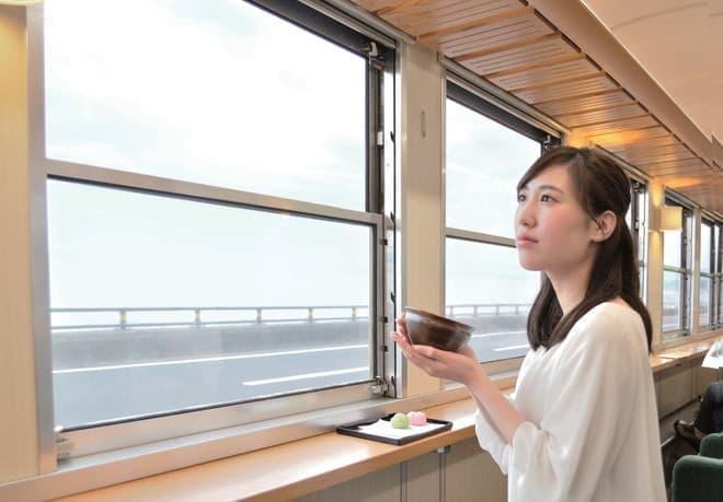 和スイーツ電車のイメージ