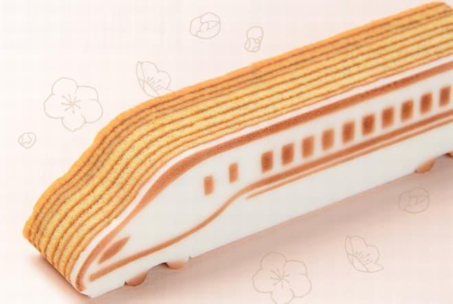 金沢土産にぴったり「KANAZAWA 新幹線バウム」