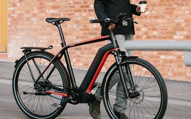 ドイツ「KALKHOFF」の電動アシスト自転車「INTEGRALE」
