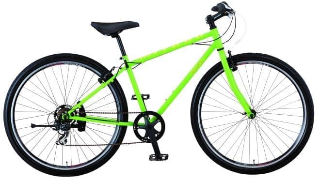 体重110キロまでOKのクロスバイク「フリーダムタフ」