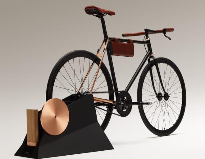 電動アシスト自転車「ゼロプラスマイナスゼロ」
