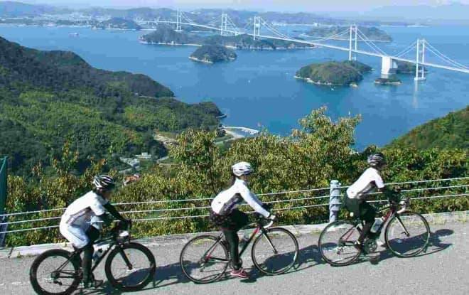 夏休みは愛媛をサイクリング!