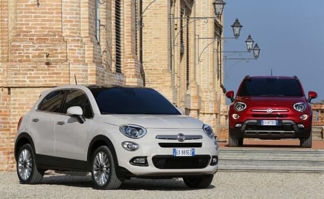 Fiat ブランド初のコンパクトクロスオーバー SUV 新型「Fiat 500X」