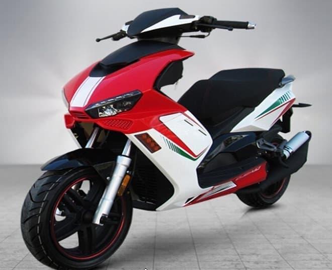 「Italjet Formula 125cc」