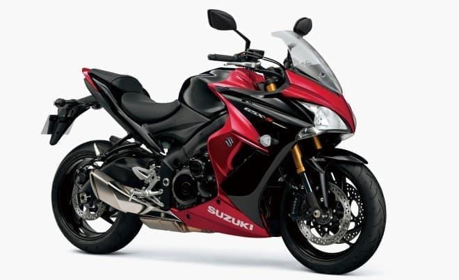 新型ロードスポーツバイク スズキ「GSX‐S1000 ABS」「GSX‐S1000F ABS」販売開始  (画像は「GSX‐S1000F ABS」)