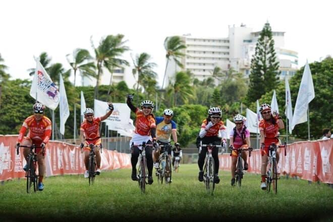 ホノルルセンチュリーライドは、日本人サイクリストに人気のイベント