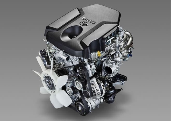 新開発クリーンディーゼルエンジン 「1GD-FTV」