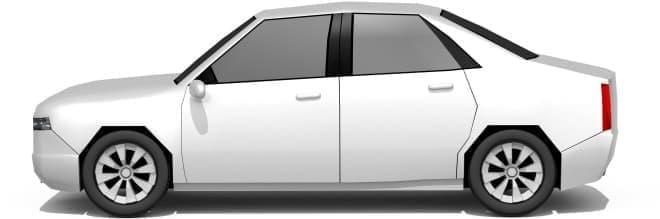 外車・高級車に憧れる人に人気が高いのは「セダン」