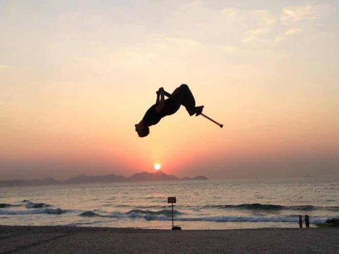 大人がスポーツとして楽しめるレベルのジャンプ力を提供します