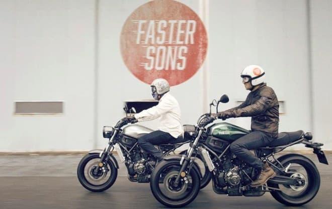 「Faster Sons(より早い息子たち)」は、父親のスタイルを受け継ぎつつ  現代のテクノロジーで速く、楽に走れる「息子たち」