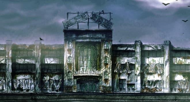 「最恐戦慄迷宮 -暗黒病棟-」が「絶凶・戦慄迷宮」としてリニューアルオープン