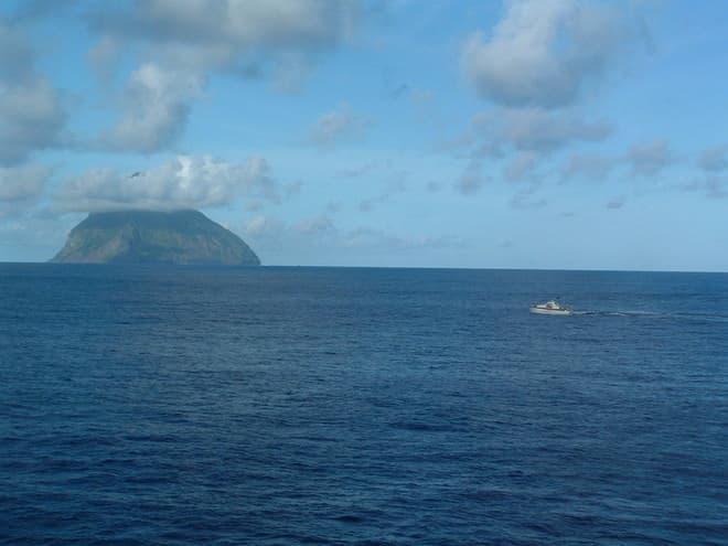 南硫黄島の近海でも活躍した(写真提供:海上保安庁)