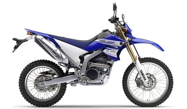 WR250R 2016年モデル  ( ディープパープリッシュブルーソリッドE)