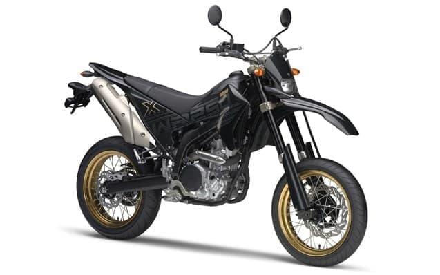 WR250X 2016年モデル  (ヤマハブラック)