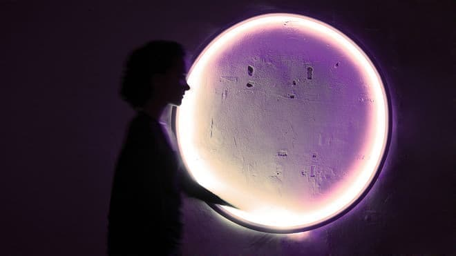 マリーナ・メリャアド・メンディエタによる「LUZ」  自然の天候に応じて変化する繊細な照明