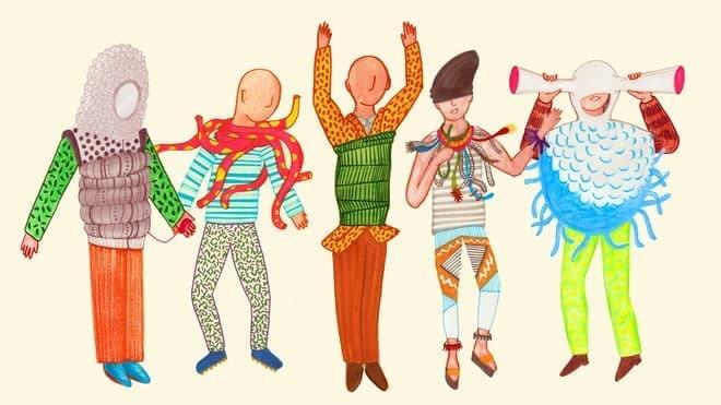 エマヌエル・コルティ、イヴァン・パラティ両氏による前回のグランプリ「Sense-Wear」  身に着けることで様々な感覚を高め、研ぎ澄ます衣装・装飾品
