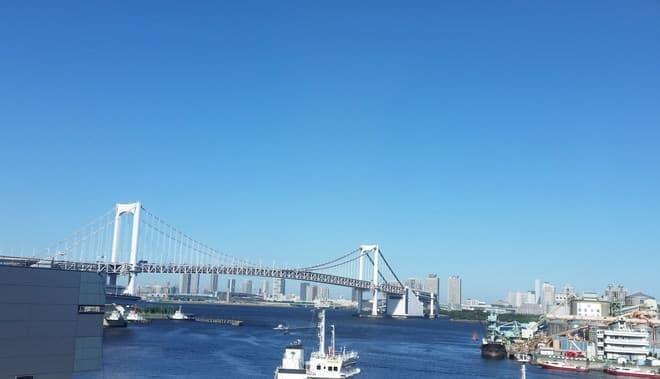 昼でも景色のよい「五色高浜橋梁」からの眺めが期待できるそう
