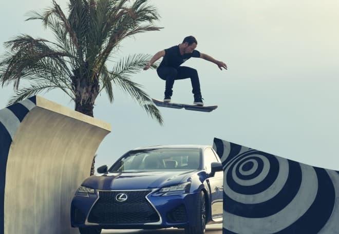 レクサス広告キャンペーン「Amazing In Motion」