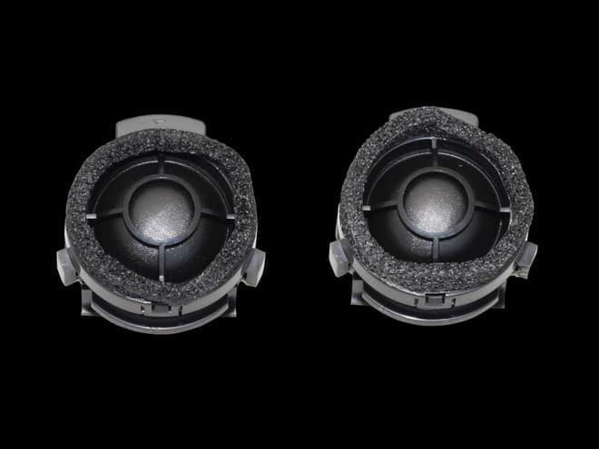 25mmフロントソフトドームツィーター(画像出典:CUSCO)
