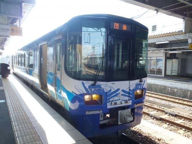 ビール列車に使われる「日本海」