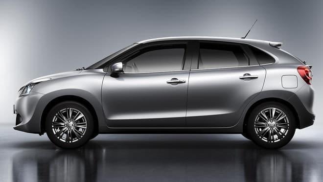 バレーノ、スズキが考える小型車の理想形としている