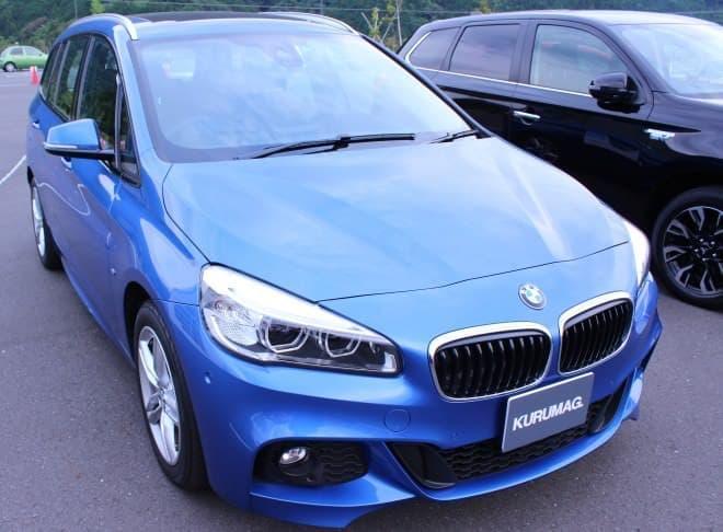 BMWの「218d」