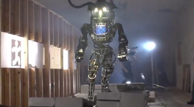 100万ドルで導入できるIHMC Roboticsのセルフバランス技術