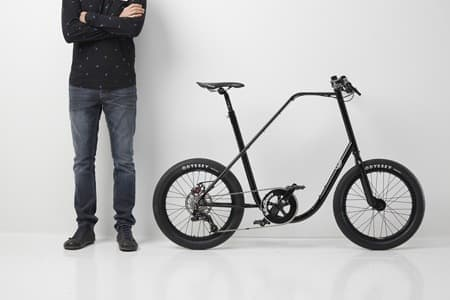 日本のメーカーさん、こんなシンプルデザインの自転車  作ってくれないかな?