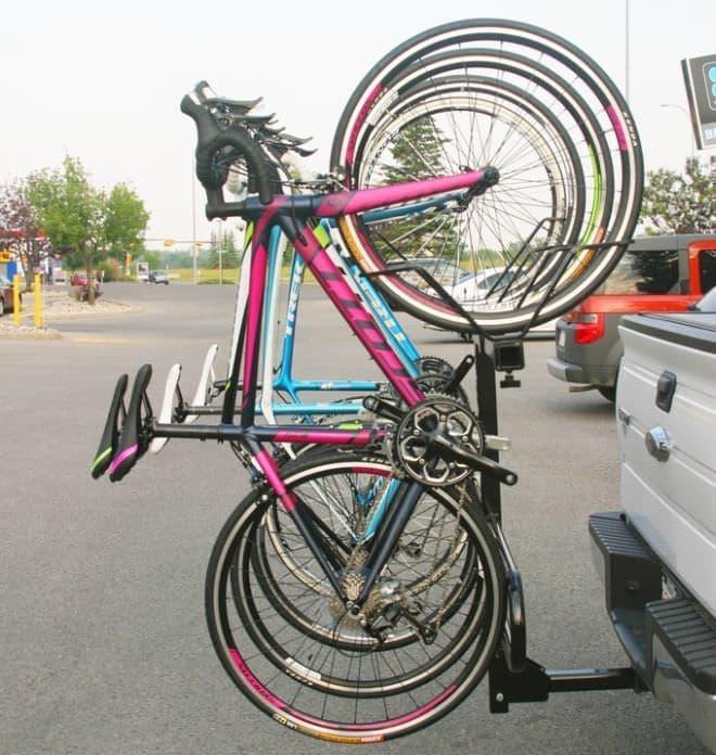 最大8台の自転車を運べるサイクルキャリア「All Rack」