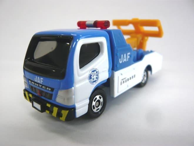 トミカオリジナルキャンターレッカー車