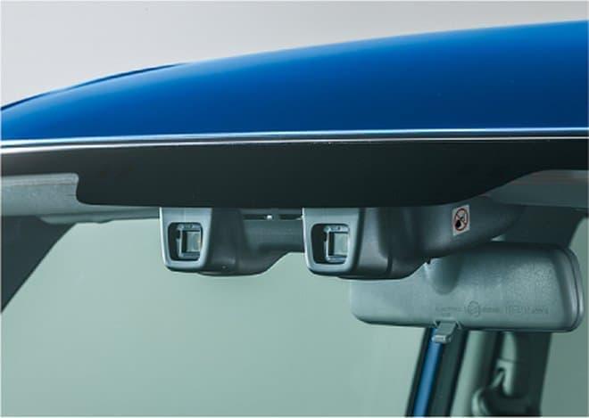 デュアルカメラブレーキサポートをはじめとする先進の安全技術を搭載