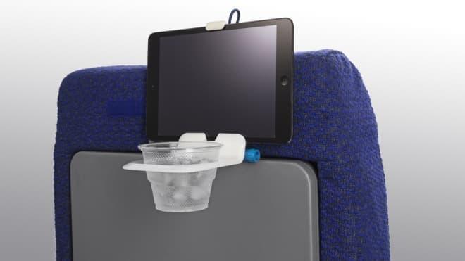 機内サービスのカップにも対応しています