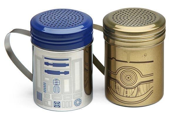 「R2-D2 & C-3PO スパイスシェーカーセット」
