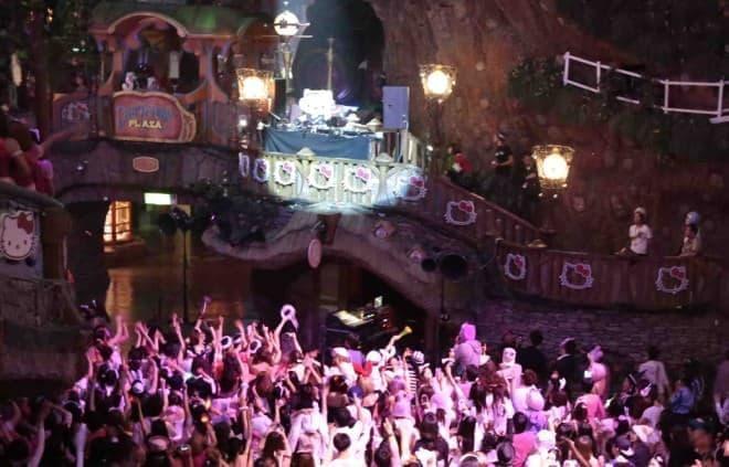 DJ Hello Kittyは今年も登場する?