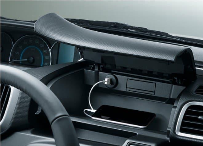 運転席側 インパネアッパーボックス