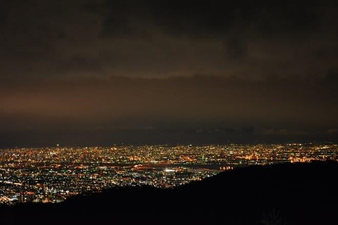 夜景もきれい