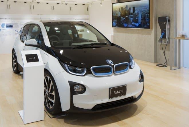 電気自動車BMW i3  乗ると、本当に楽しいクルマです!