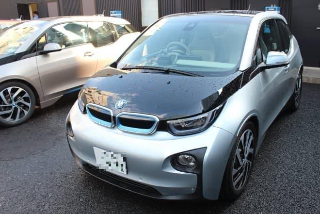 他のメーカーとはちょっと違う  BMWの電気自動車「i3」